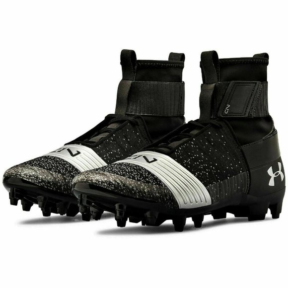 Cam Newton Under Armour Cleats Spikes